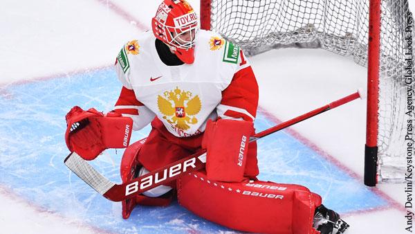 Сборную России разгромили в полуфинале молодежного ЧМ по хоккею