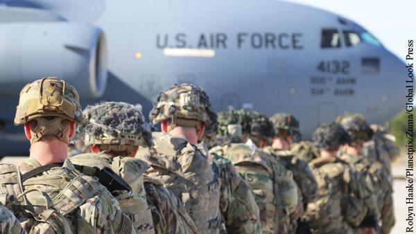 Военные США покинули одну из своих крупнейших баз в Афганистане
