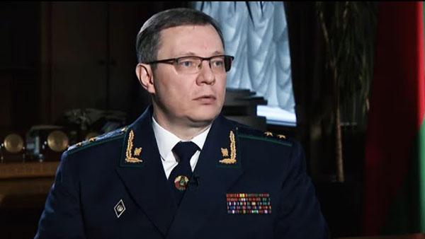 Власти Белоруссии собрались переработать все законодательство из-за протестов
