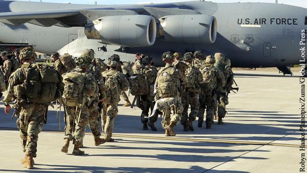 Анонсирован вывод более половины войск США из Ирака