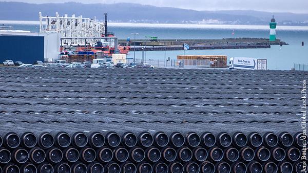 Экономика: Германия взялась за защиту «Северного потока – 2» от ЕС