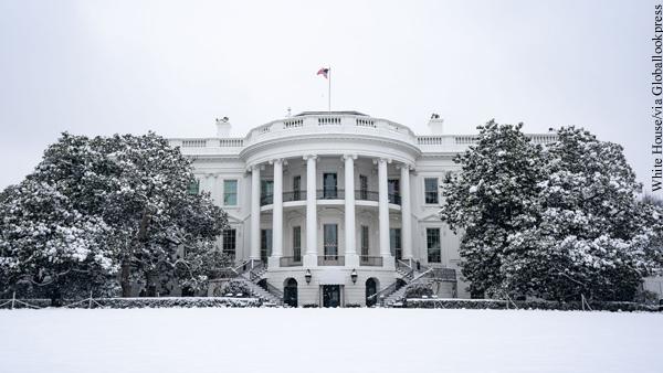Белый дом предупредил о последствиях попытки импичмента Трампа