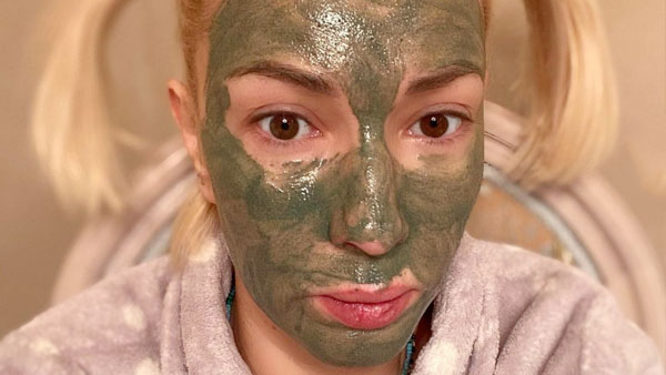 Кудрявцева пожаловалась на опухший из-за коронавируса нос