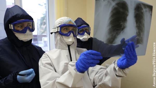 В России за сутки выявили 22,9 тыс. случаев коронавируса