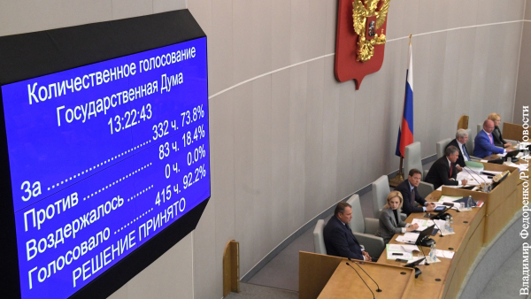 Политика: Думские «голубые фишки» ждет испытание на выборах-2021
