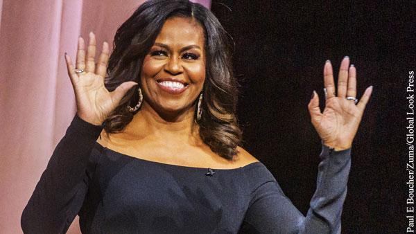 Мишель Обама объявила о запуске шоу «Вафля и Моти» на Netflix