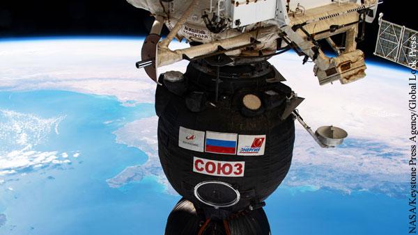 НАСА задумалось о дополнительном месте для астронавта на «Союзе»