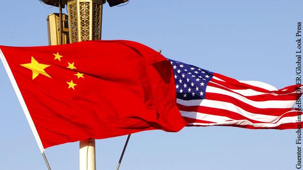 США обвинили Китай в угрозах соседним странам