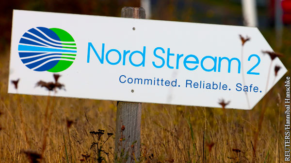 ФРГ предупредила о «геостратегических последствиях» отказа от «Северного потока – 2»
