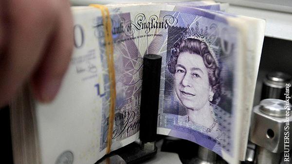 Экономика: Упавшую британскую экономику ждут новые неприятности