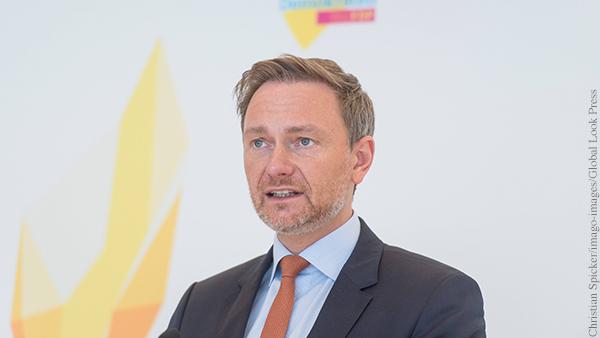 Немецкие либералы призвали к санкциям против российской элиты