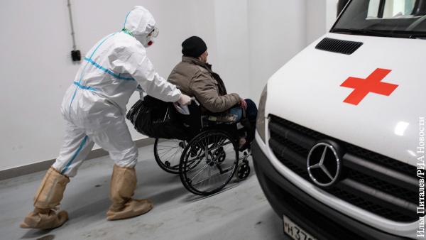 В России выявили 14,2 тыс. новых случаев коронавируса