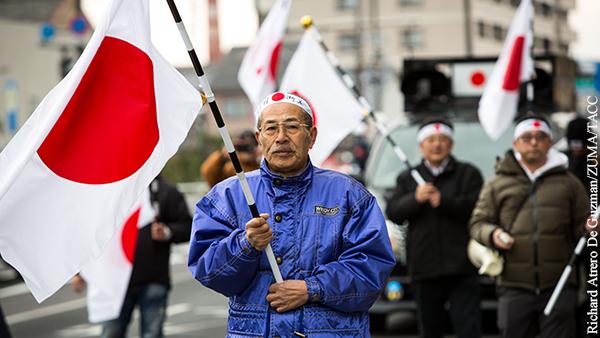 Эксперт оценил агрессивные заявления в Японии в связи с нежеланием России отдавать Курилы