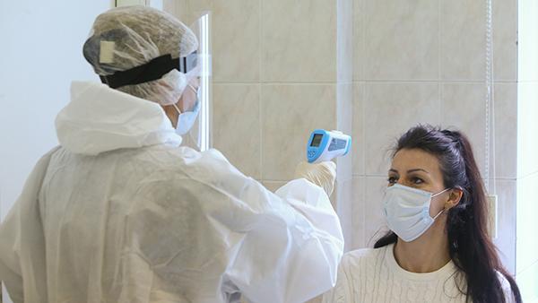 В России выявили 13,2 тыс. новых случаев коронавируса