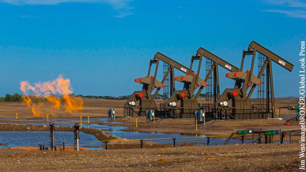 Цена нефти Brent превысила 65 долларов