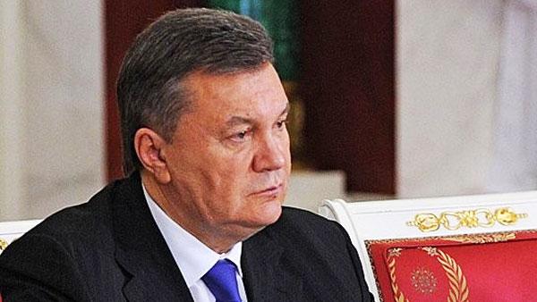 Янукович перечислил виновных в потере Украиной Крыма и Донбасса