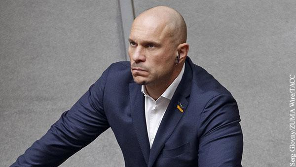 Депутат Рады от оппозиции заявил о массовых арестах сотрудников партии Медведчука
