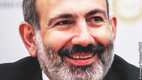 Эксперт: Пашинян выиграл поединок с армянским генералитетом