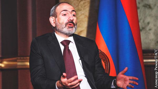 Пашинян уклонился от ответа на вопрос о применении «Искандеров»
