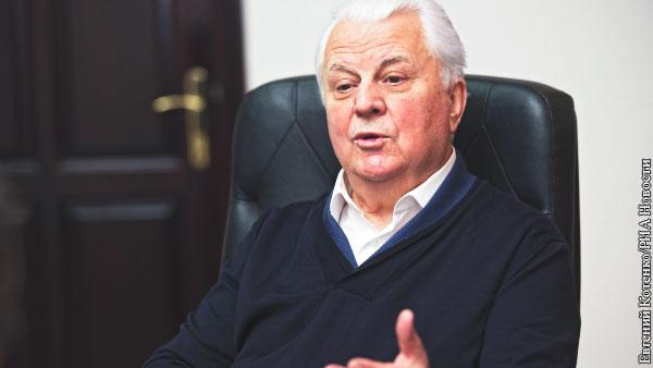 В Госдуме назвали угрозы Кравчука дипломатической подготовкой военной провокации