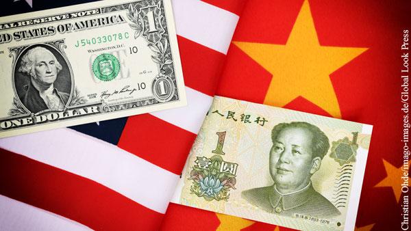 После победы Байдена товарооборот США и Китая вырос более чем на 80%