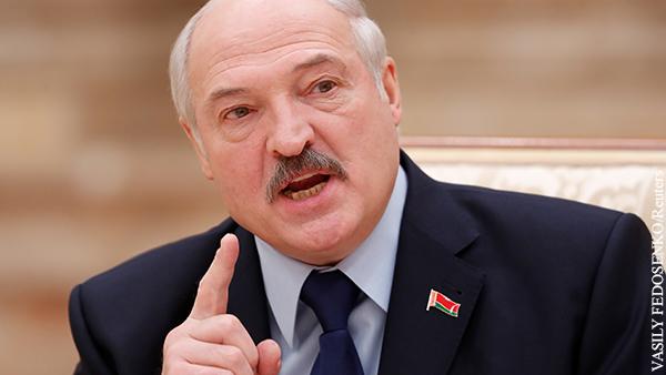 Лукашенко нашел хорошее в претензиях к белорусской песне для «Евровидения»