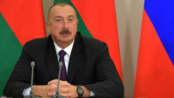 Алиев заявил о готовности Азербайджана к открытию коммуникаций с Арменией