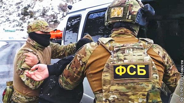 Работающий на спецслужбы Украины россиянин задержан в Крыму