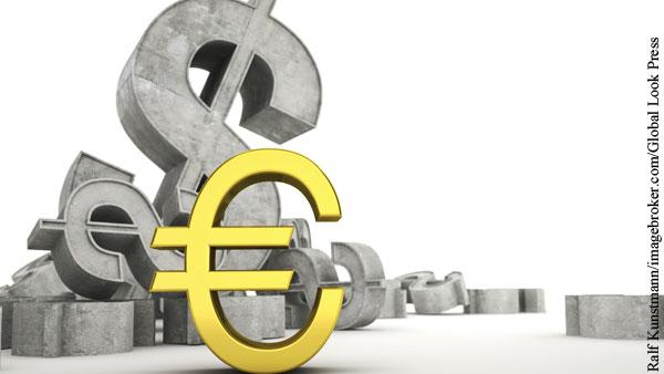 ЕС собрался снизить финансовую зависимость от США
