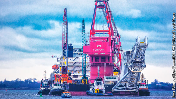 Экономика: Газпром раскрыл инвесторам правду о 'Северном потоке – 2'
