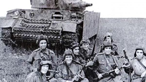 Общество: Как советская разведка голыми руками побеждала немецкие танки