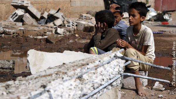 Госдеп обвинил Саудовскую Аравию в гуманитарном кризисе в Йемене