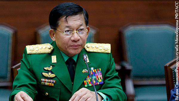 Эксперт рассказал о причинах военного переворота в Мьянме