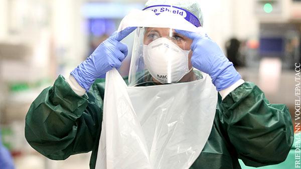 Еврокомиссия признала третью волну коронавируса в ЕС