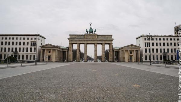 Меркель объявила о продлении карантина в Германии до 18 апреля
