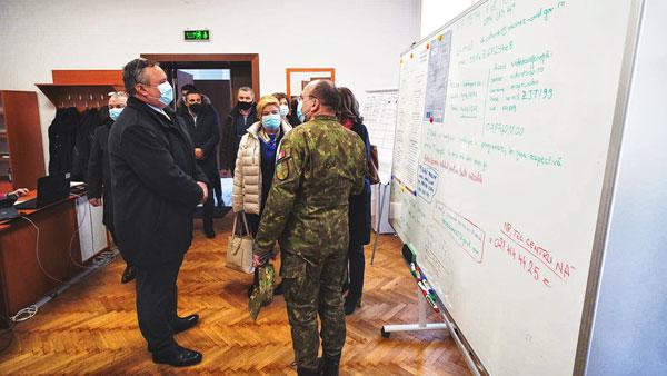 Министр обороны Румынии случайно опубликовал секретные данные в соцсетях