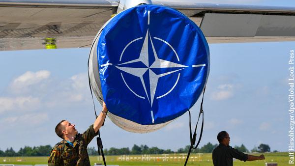 НАТО обещало защищать союзников от «угроз» со стороны Москвы и Минска