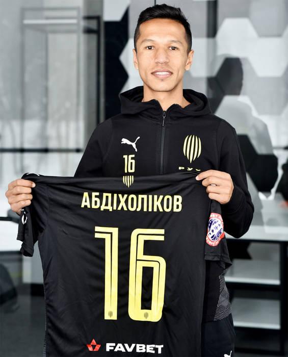 Рух подписал нападающего сборной Узбекистана