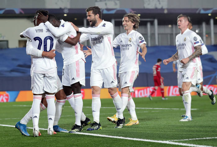 Реал добыл комфорную победу над Ливерпулем