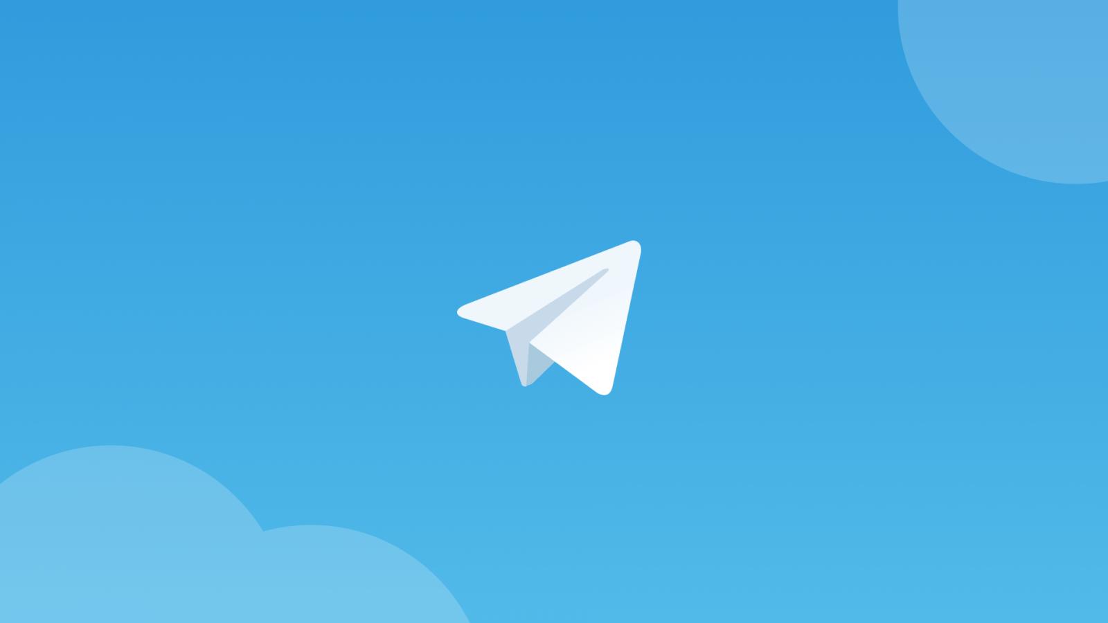 Обновление Telegram 7.3: голосовые чаты, редактор отправленных фото и многое другое