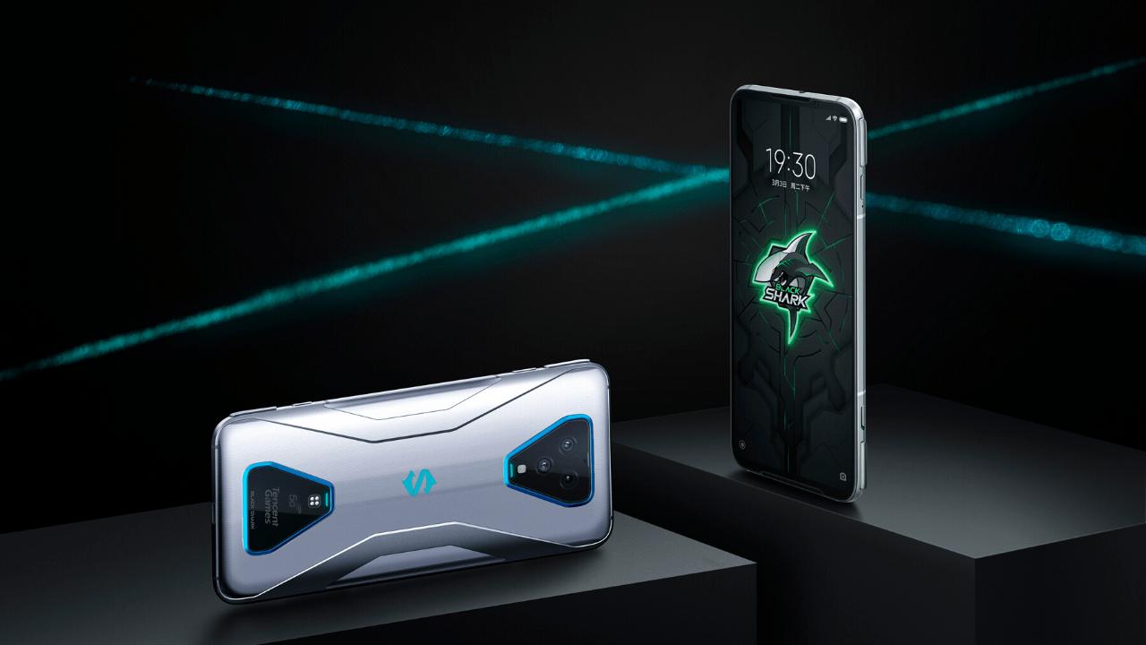 Black Shark 4 получит аккумулятор ёмкостью 4500 мАч и быструю зарядку 120 Вт