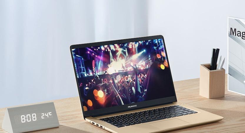 Huawei готовит ноутбук с процессором Kirin