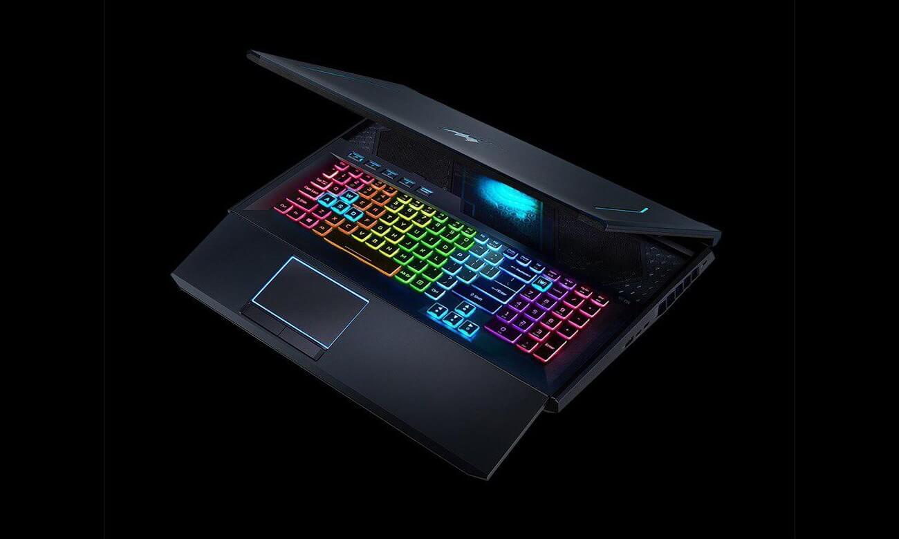 Acer представила новый игровой ноутбук Helios 700