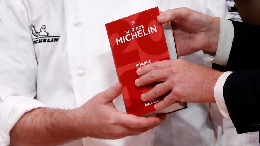 В России появится гид MICHELIN