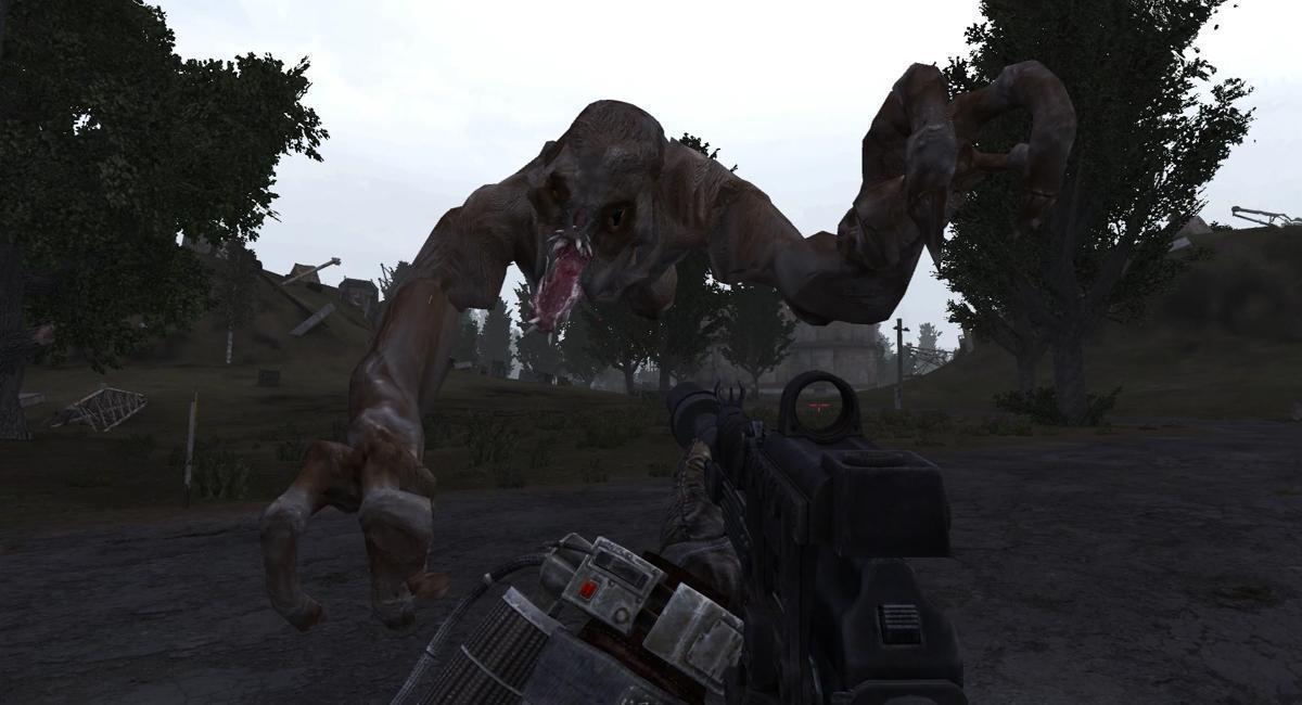 Обзор S.T.A.L.K.E.R. Anomaly. Мод уровня ААА-игр… почти