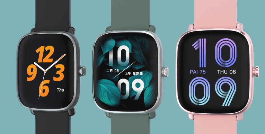 Xiaomi представила мини-версию часов Amazfit GTS 2
