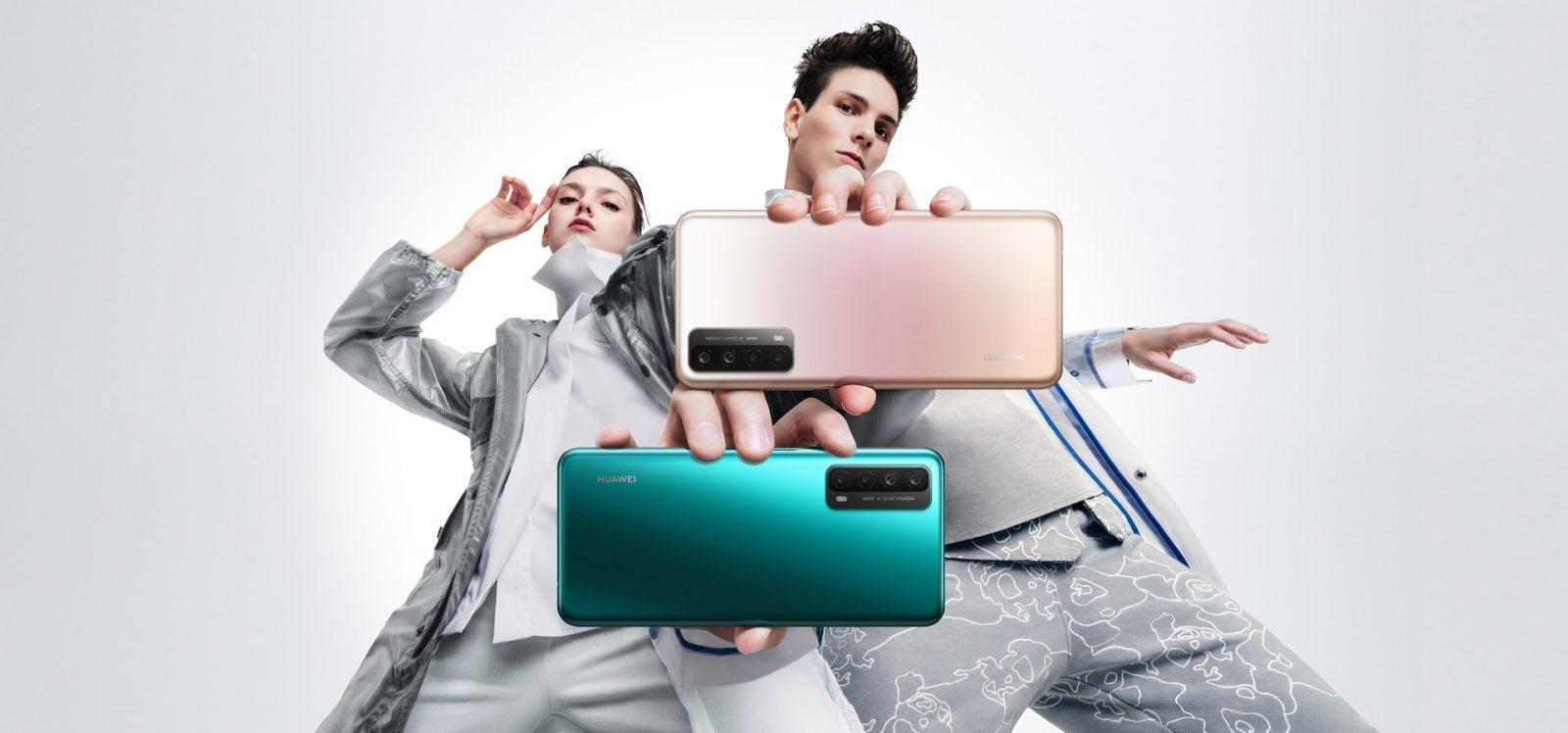 Huawei представила недорогой 4G-смартфон Huawei Enjoy 20 SE