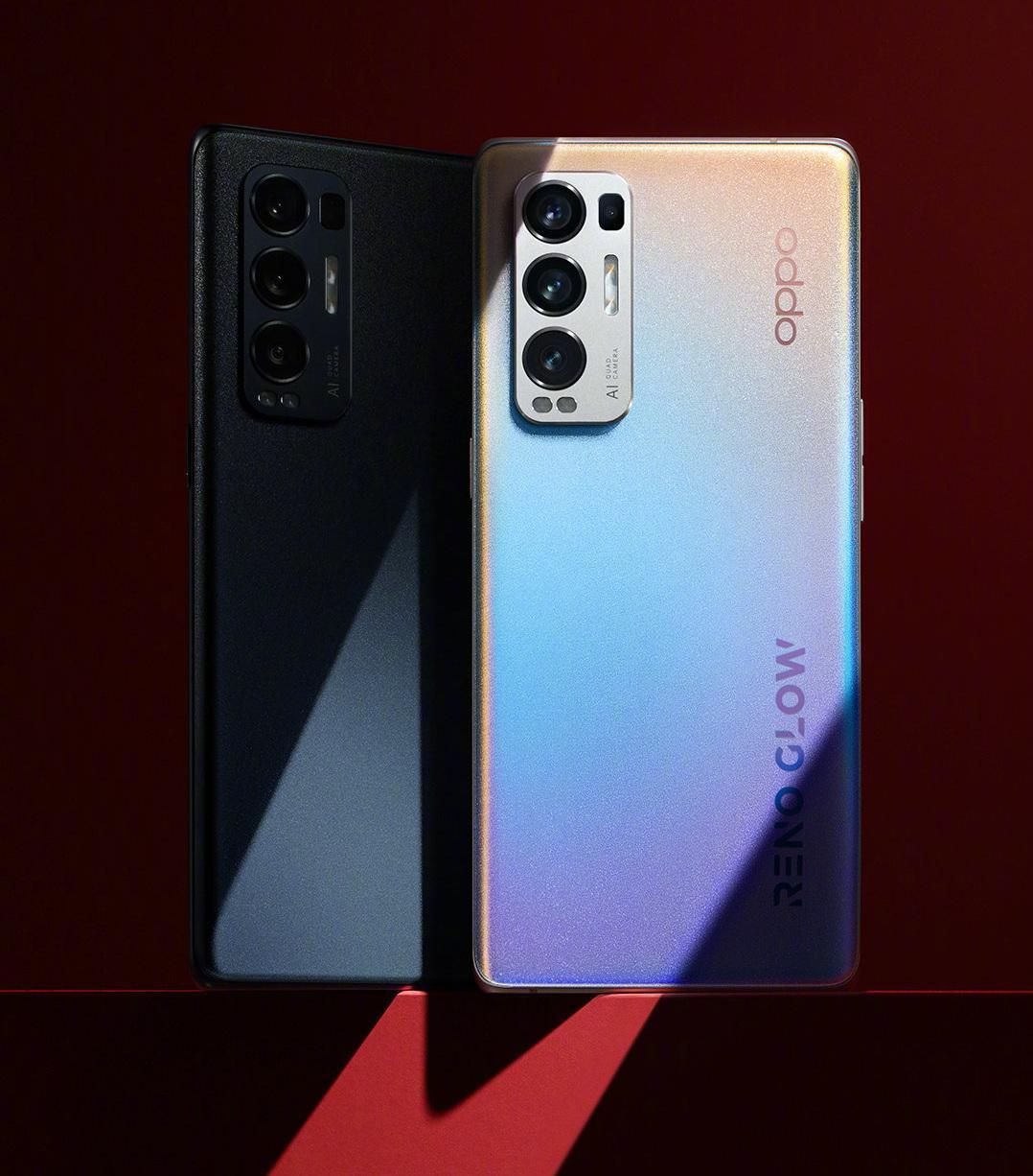 OPPO Reno5 Pro+ выйдет 24 декабря