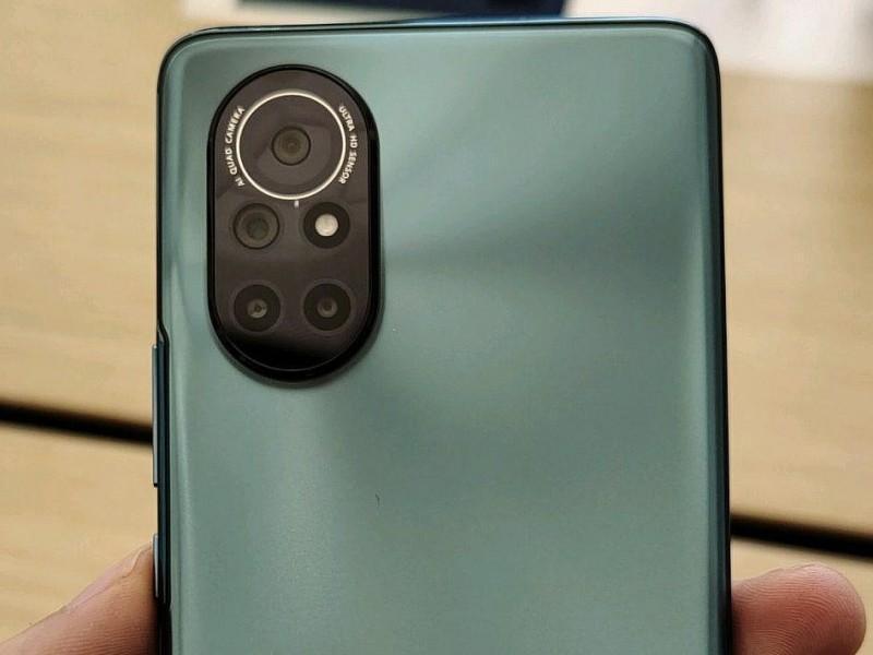 Huawei представила смартфоны Huawei Nova 8 и Nova 8 Pro