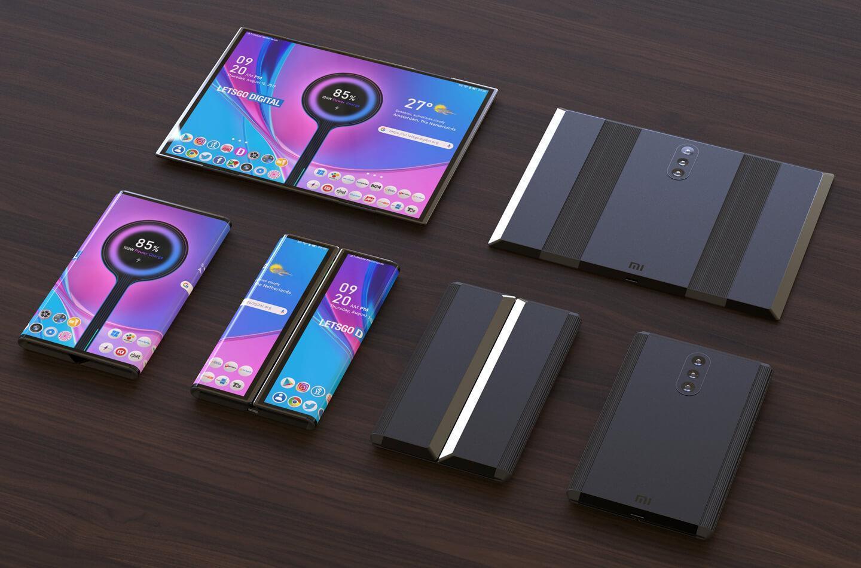 Xiaomi выпустит три складных смартфона в 2021 году